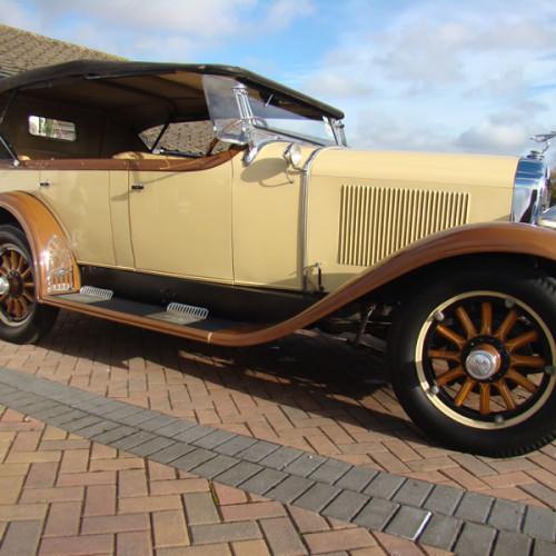 1929 Buick Phaeton Tourer 29-25x