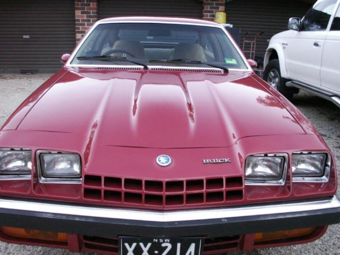 1977 Buick Skyhawk