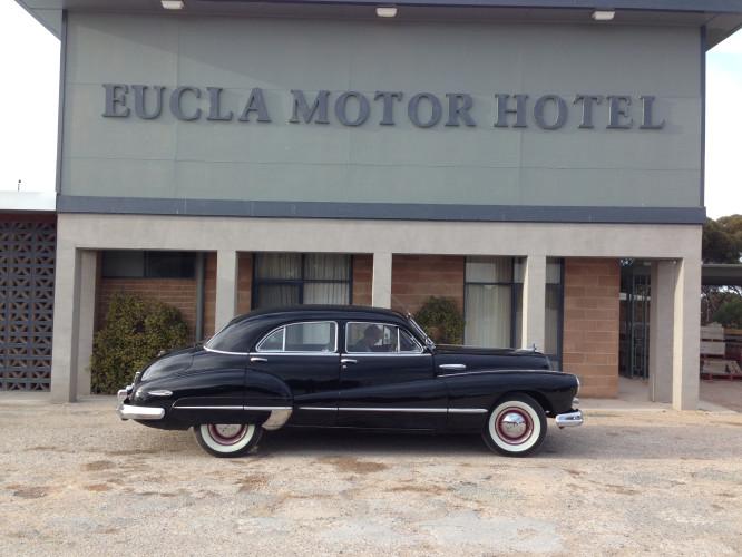1947 Model 51 Sedan