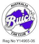 Buick Car Club of Australia Inc. in NSW Logo