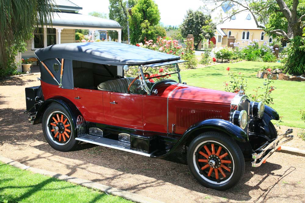For Sale – 1924 Buick McLaughlin Special Tourer – NSW – Buick Car ...